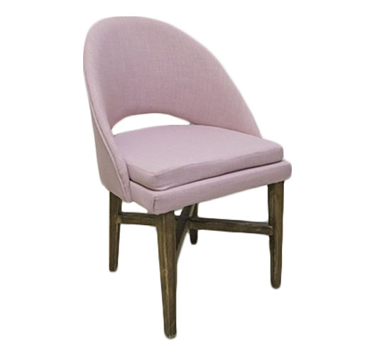 Nanook rosa almadera silla